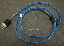 Jena Labs PC-3 AC Cord. 15amp, 7ft. Affordable audiophile cable. $350 MSRP