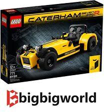 LEGO 21307 Ideas Caterham Seven 620R BRAND NEW SEALED BOX