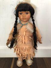 Leonardo Collection Indian Large Doll
