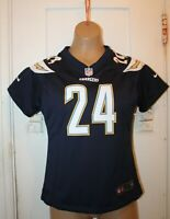 NIKE Onfield NFL San Diego Chargers Football Mathews #24 Jersey Youth Medium
