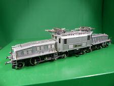 Märklin  E-Lok Schweizer Krokodil 13303 silber lackiert - Spur H0 - WS - B1