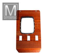 MERCEDES SL W107 R107 280SL 380SL 500SL Zebrano Holz Holzblende Automatik -NEU