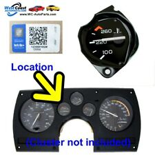Temperature Gauge 1982-1989 Chevy Camaro IROC Z28  INCLUDES GM AUTHENTICATION