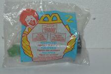 1996 McDonald's Sleeping Beauty MALIEFICENT Figurine Happy Meal Toy MIB