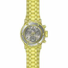 Relojes de pulsera de oro de oro amarillo de cronógrafo