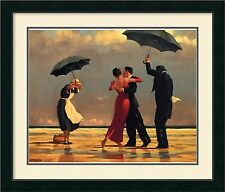 """The Singing Butler"" Jack Vettriano, Framed 28x36"