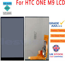 For HTC One M9 Screen Replacement LCD Touch Display Digitizer Assembly Black