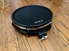 "Alesis 12"" Mesh Drum Pad NEW w/Sensitivity Knob DM10 MKII E-Drums Strike Command"