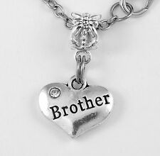 Brother necklace gift present Brother necklace Brother gift Brother present