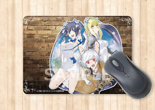 Is It Wrong to Try to Pick Up Girls in a Dungeon A5 Mouse Pad Part 2 Japan