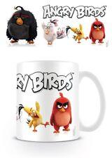 Nouvelle Tasse Officiel Angry Birds animation et jeu en céramique drinkware Boxed