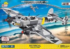 COBI Messerschmitt Bf 110C / 5538 / 370 blocks WWII German fighter Small Army