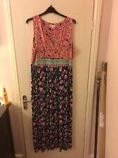 Monsoon Maxi Dress Size 20