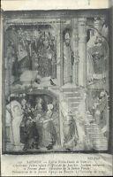 49 - CPA - Saumur - Kirche Notre Dame De Nantilly - Tapisserie De 1529