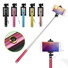 Selfie barra Stick telescopio vara Apple iPhone 4 4s 5 5s 5c 6 6s 6+ 6s plus se