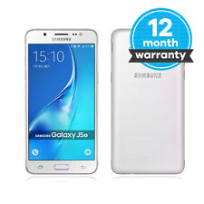 Samsung Galaxy J5 2016 - 16GB - White (Unlocked) Smartphone Very Good Condition
