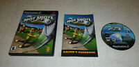 Hot Shots Golf 3 (Sony PlayStation 2, 2003) PS2 Black Label Complete Tested