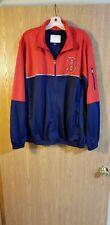 Boston Red Sox Full Zip Jacket by G-III Sports Carl Banks Adult L EUC