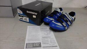 Gr.45 Shimano SPD-SL SH-R097 Schuhe Fahrrad  OVP !ALTLAGERBESTAND!Radsportschuhe