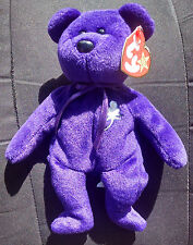 Rare TY Princess Diana 1st Edition Great Condition Swing Tag Beanie Baby
