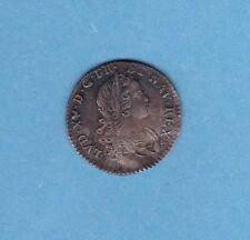 (ROY.115)  LOUIS XV 10 SOLS FRANCE NAVARRE 1719 A SUP
