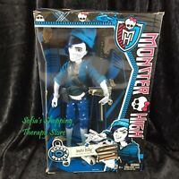 Monster High INVISI BILLY Scare Mester Son of the Invisible Man BOY DOLL NRFB