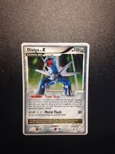 Pokemon Card - Holo Rare Dialga Lv X DP37 Black Star Promo Moderately Played