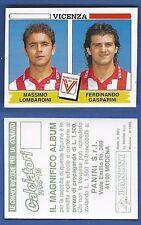 FIGURINA CALCIATORI PANINI 1994/95 - NUOVO/NEW N.547 LOMBARDINI/.. - VICENZA