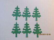 TREES------#30-------Punchies---christmas---Cricut Die Cuts----- Worldwide