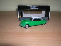 Norev Retro Citroen DS19 / DS 19 grün green, 1:64 3-inch