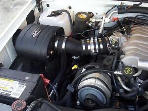Volant for 96-00 Chevrolet C2500 7.4 V8 Pro5 Closed Box Air Intake System - vol1