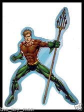 AQUAMAN STICKER DECAL~DC COMICS SUPER HERO~JUSTICE LEAGUE OF AMERICA