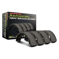 For Chevy Sonic 2012-2019 Power Stop Autospecialty Rear Drum Brake Shoes