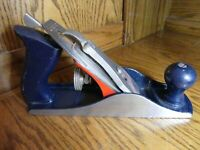 Stanley Handyman No. H1204 Smooth Bottom Bench Plane, Sharp Iron, little use