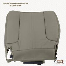 2003 2004 2005 Dodge Ram 2500 SLT Plus Driver Botom Leather Seat Cover Color TAN