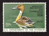 United States Duck Stamp #RW 53, MNH OG , XFS
