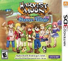NEW Harvest Moon: Skytree Village (Nintendo 3DS, 2016)