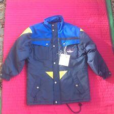 """Campri zona 1 sistema Vintage Ski Jacket. NUOVA con etichetta, 40"""" sul petto"""