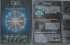 DVD - GAME - CHI VUOLE ESSERE MILIONARIO - GIOCO DA LETTORE DVD - SENZA PC
