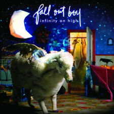 FALL OUT BOY Infinity On High CD BRAND NEW 2007