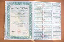 ACTION / EMPRUNT - FRANCE ET/OU ETRANGER - 1955 - BEL ETAT A COLLECTIONNER !!