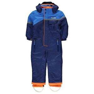 Nevica Meribel Suit Navy Age 5-6 Years TD015 OO 02