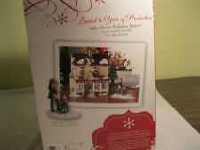 Department 56 New England Village Lake Shore Holiday House