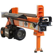 Forest Master 5 Ton Log Splitter & Duo Lama Ascia Legno Cutter FM10D idraulico