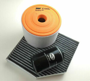 Oil Filter Activated Carbon Air Audi A6 C7 2.0 TFSI 180 HP 211 220 Ps