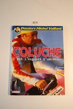 EL1 BD Dossier Michel Vaillant COLUCHE