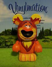 "Disney Parks Vinylmation 3"" Park Set 1 Whiskers Tales Lambert the Sheepish Lion"