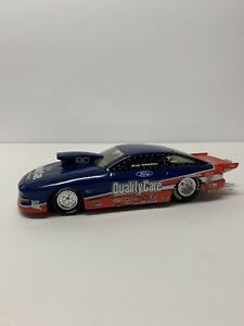 Action 1/24 Bob Glidden Quality Care 1996 Ford Pro Stock Limited Edition diecast