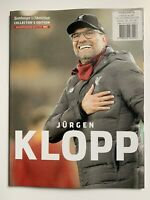 **JURGEN KLOPP LIVERPOOL COLLECTORS EDITION FOOTBALL MAGAZINE 2020**