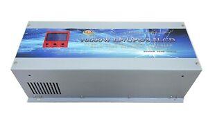 10000W DC48V/AC110V,220V Low Frequency Split Phase Pure Sine Wave Power Inverter